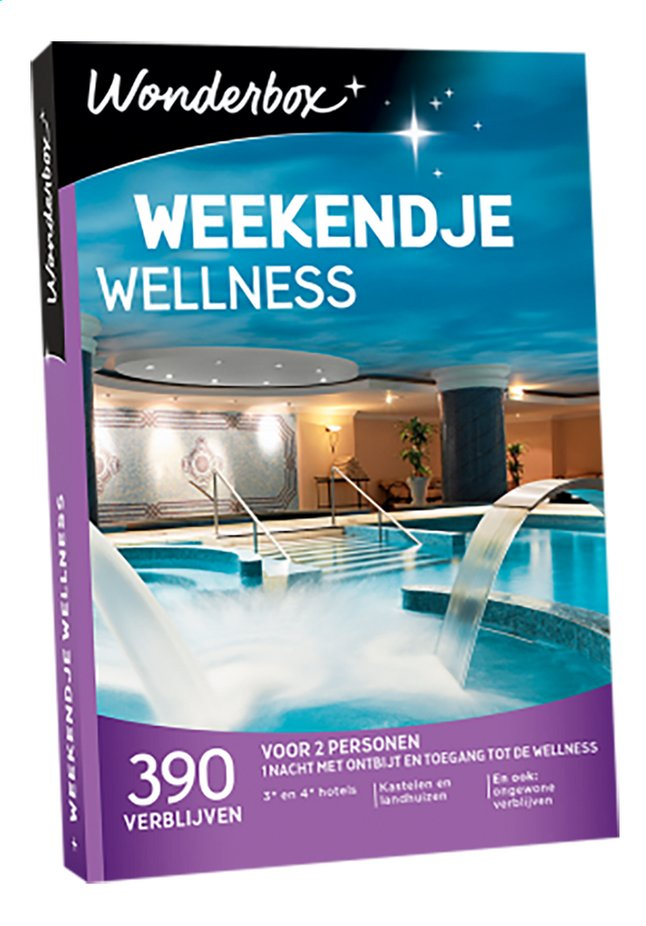 Afbeelding van Wonderbox Wellness from DreamLand