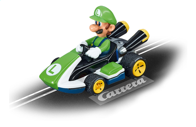 carrera go voiture mario kart 8 luigi dreamland. Black Bedroom Furniture Sets. Home Design Ideas