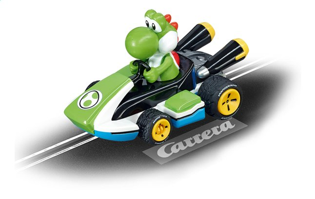 Afbeelding van Carrera Go!!! wagen Mario Kart 8 Yoshi from DreamLand