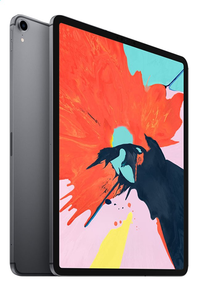 Afbeelding van Apple iPad Pro Wi-Fi 12.9 inch 512 GB space grey from DreamLand