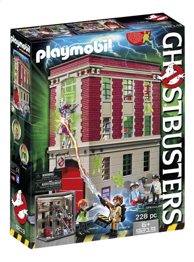 Image pour PLAYMOBIL Ghostbusters 9219 Quartier général à partir de DreamLand
