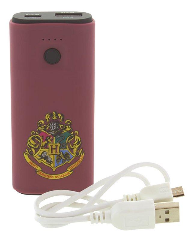 Afbeelding van Harry Potter powerbank Hogwarts 5200 mAh from DreamLand
