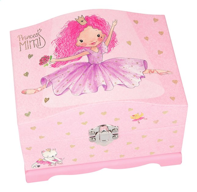 Afbeelding van Juwelenkistje My Style Princess Princess Mimi roze from DreamLand