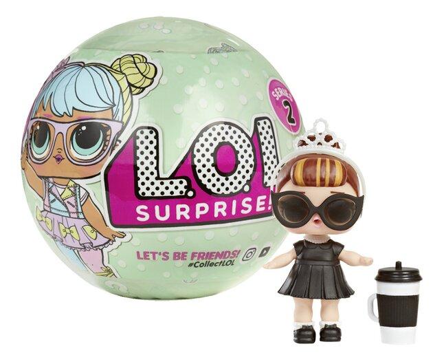 Minipopje L.O.L. Surprise Serie 2