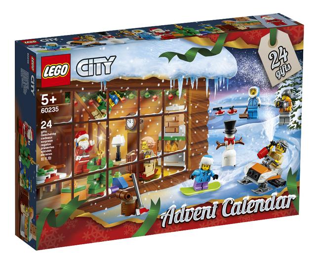 Image pour LEGO City 60235 Le calendrier de l'Avent à partir de DreamLand