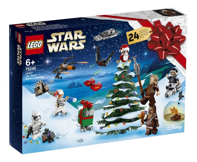 Afbeelding van LEGO Star Wars 75245 Adventskalender from DreamLand