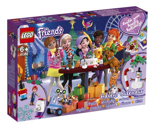 Image pour LEGO Friends 41382 Le calendrier de l'Avent à partir de DreamLand