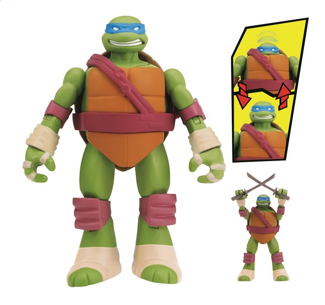 Afbeelding van Figuur Teenage Mutant Ninja Turtles karate Leonardo from DreamLand
