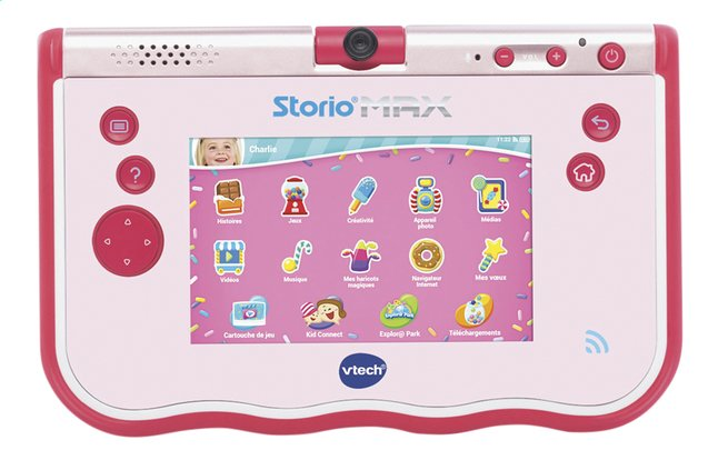 Afbeelding van VTech Tablet Storio MAX roze from DreamLand