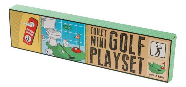 Afbeelding van Toilet golfspel from DreamLand