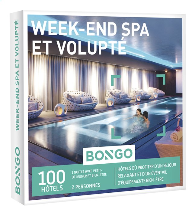 Afbeelding van Bongo Week-end spa et volupté FR from DreamLand