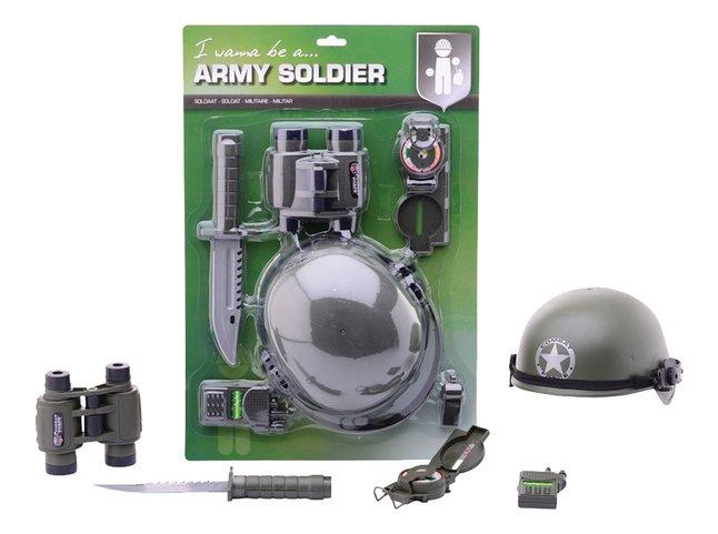 Afbeelding van Accessoireset soldaat from DreamLand