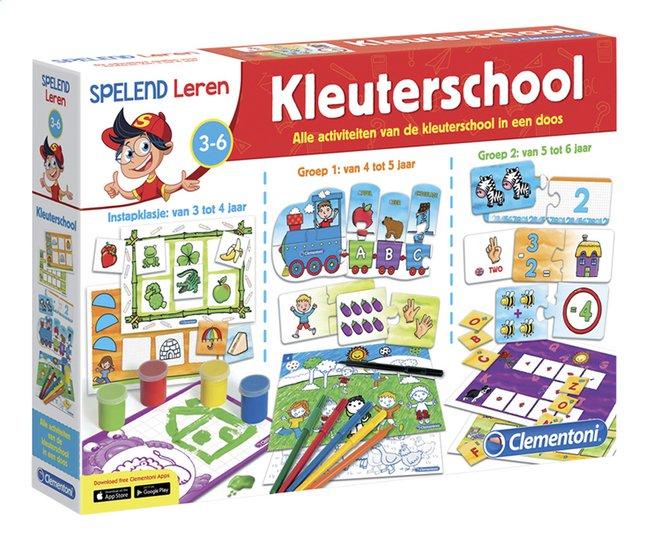 Afbeelding van Spelend leren: Kleuterschool from DreamLand