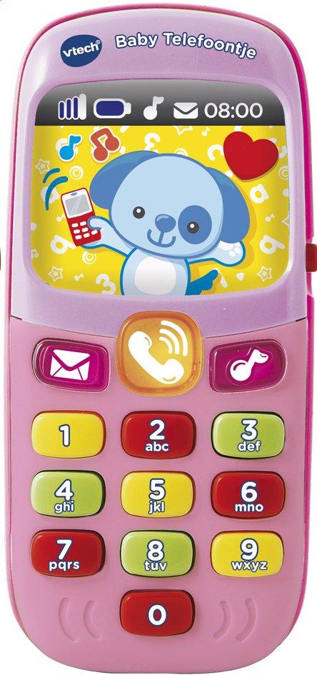 Afbeelding van VTech Baby Telefoontje from DreamLand