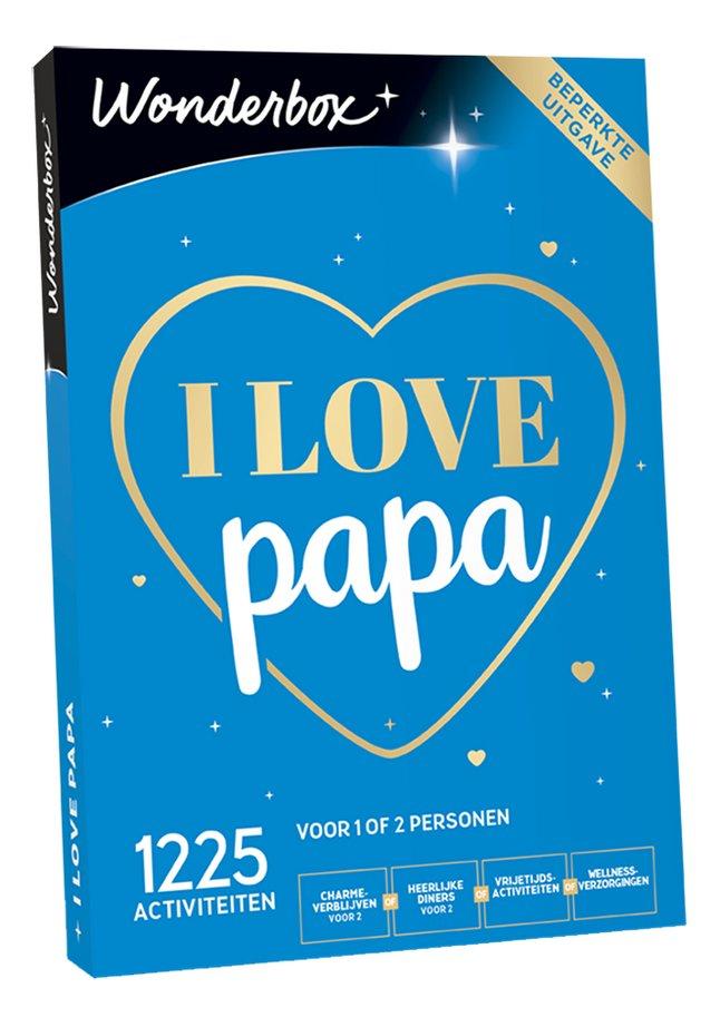 Afbeelding van Wonderbox I Love Papa from DreamLand