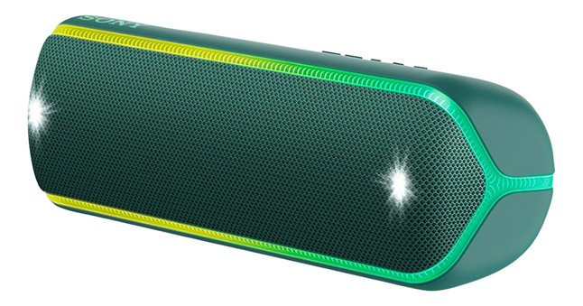 Afbeelding van Sony bluetooth luidspreker SRS-XB32 groen from DreamLand