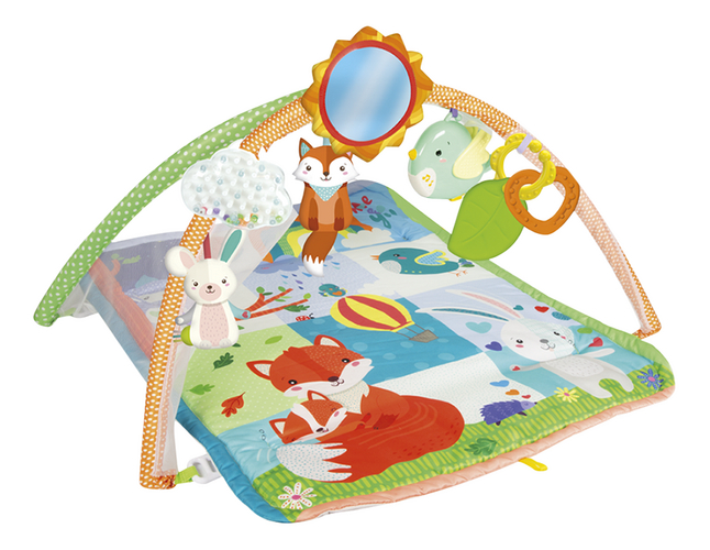 Afbeelding van baby Clementoni speeltapijt Soft Activity Gym from DreamLand