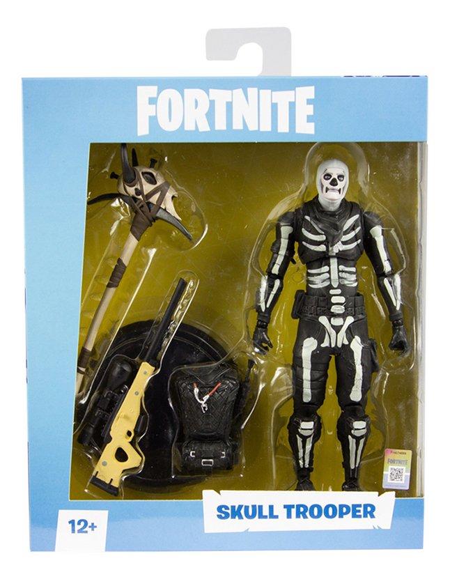 Image pour Figurine Fortnite Skull Trooper à partir de DreamLand