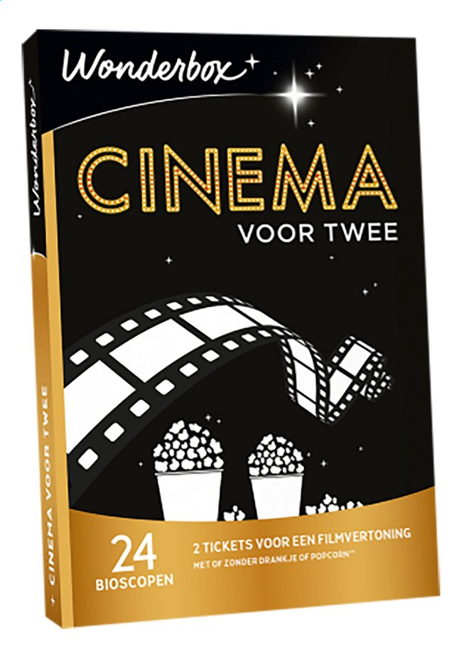 Afbeelding van Wonderbox Cinema Voor Twee from DreamLand
