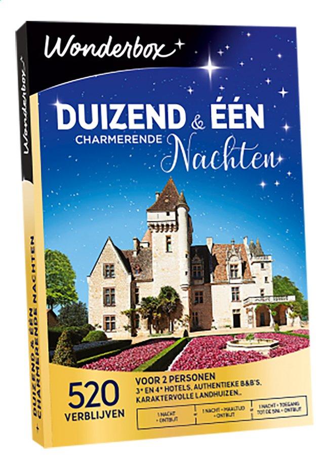 Afbeelding van Wonderbox Duizend & één Charmerende Nachten from DreamLand