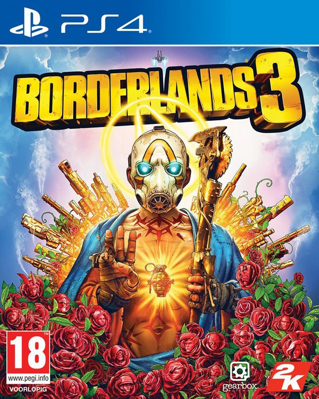 PS4 Borderlands 3 FR/NL