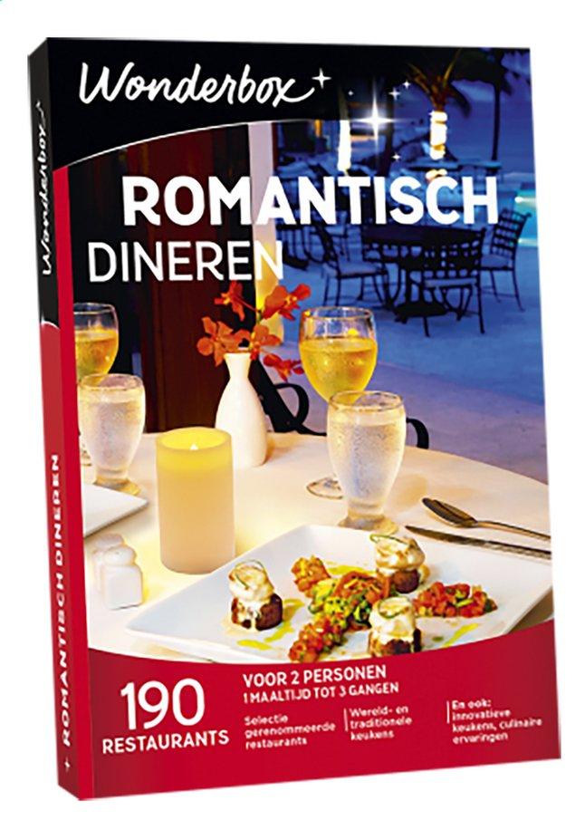 Afbeelding van Wonderbox Romantisch Dineren from DreamLand