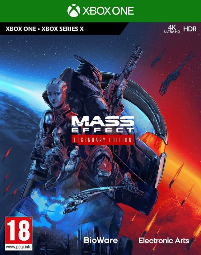 Xbox Mass Effect Legendary Edition ENG/FR