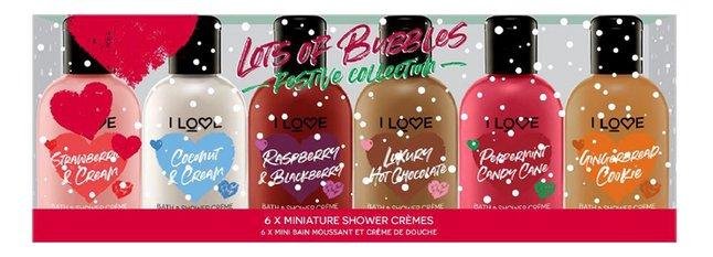 Bad- en douchegel Miniature: Lots of bubbles Festive Collection