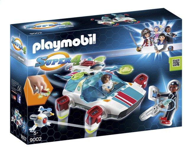 Afbeelding van Playmobil Super 4 9002 FulguriX met Gene from DreamLand