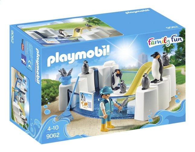 Afbeelding van Playmobil Family Fun 9062 Pinguïnverblijf from DreamLand