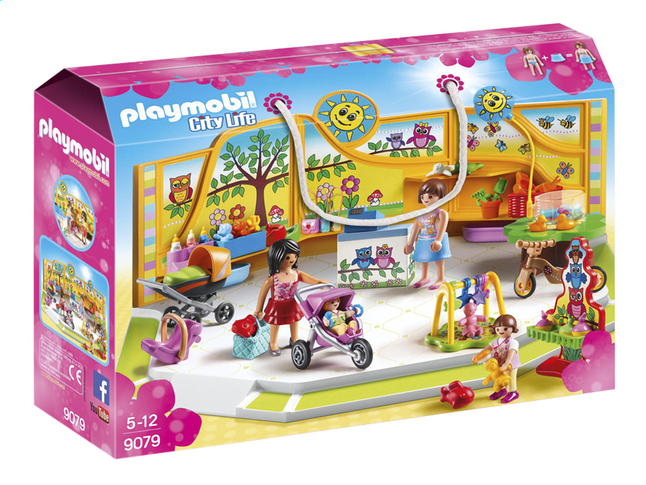 PLAYMOBIL City Life 9079 Babywinkel
