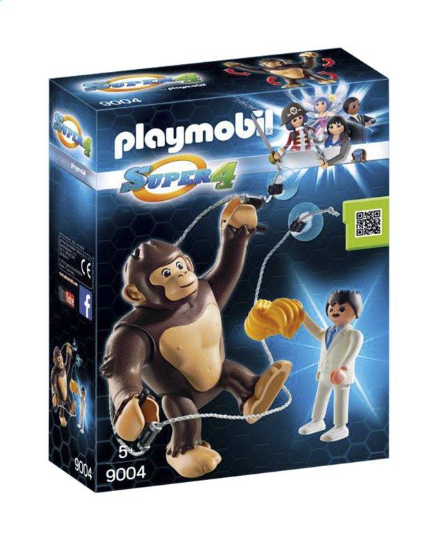 Afbeelding van Playmobil Super 4 9004 Reuzenaap Gonk from DreamLand