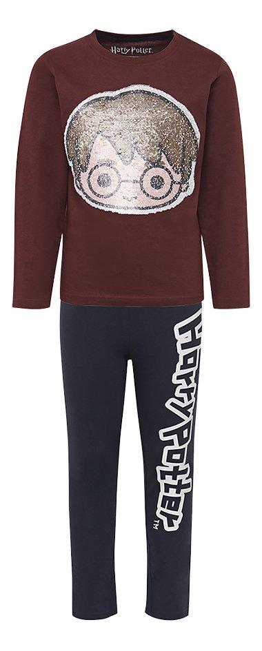 calidad superior super barato se compara con envío complementario Pyjama Harry Potter met wrijfpailletten maat 152