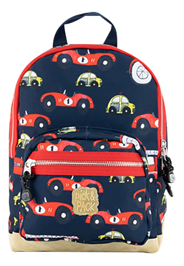 Pick & Pack Rugzak Cars S navy