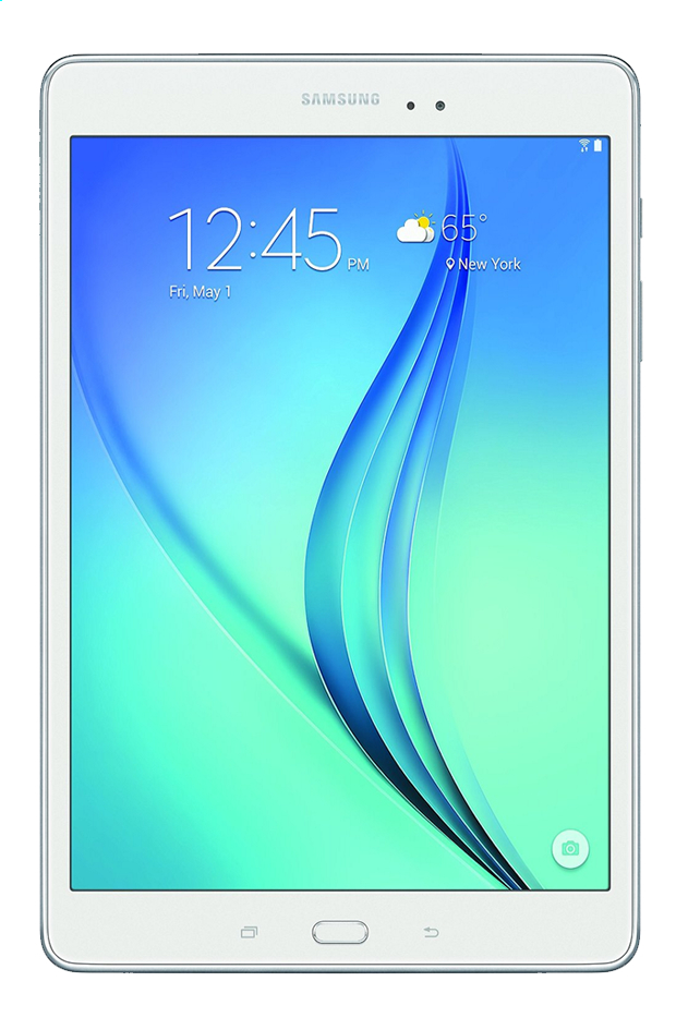Afbeelding van Samsung tablet Galaxy Tab E 9,6'' 8 GB wit from DreamLand