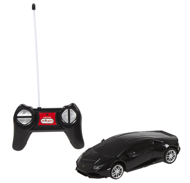 Image pour DreamLand voiture RC Lamborghini Huracan 1/24 noir à partir de DreamLand