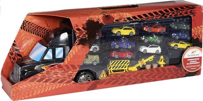 Image pour DreamLand camion de rangement à partir de DreamLand