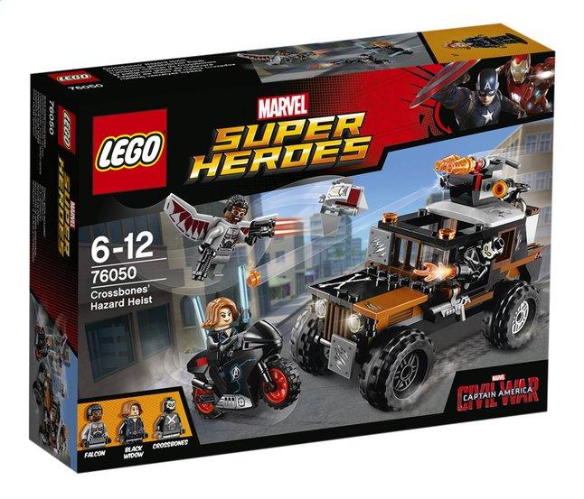 Image pour LEGO Super Heroes 76050 L'attaque toxique de Crossbones à partir de DreamLand