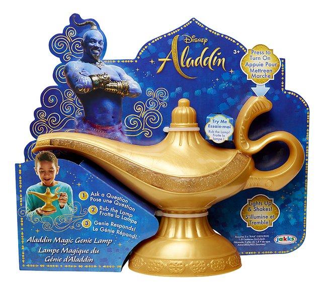Afbeelding van Wonderlamp Disney Aladdin from DreamLand