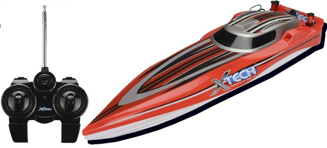 Afbeelding van Auto RC Racing boat from DreamLand