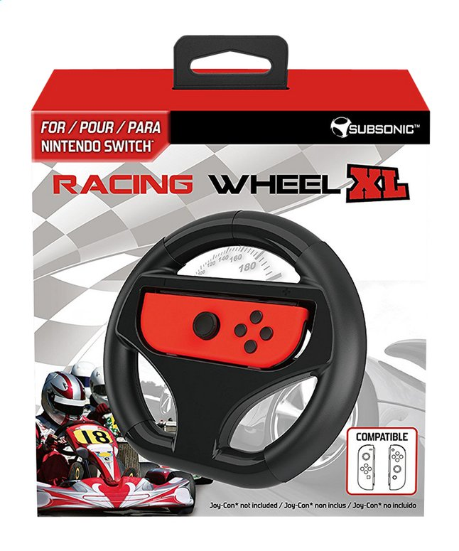 Afbeelding van Subsonic Racing Wheel XL from DreamLand