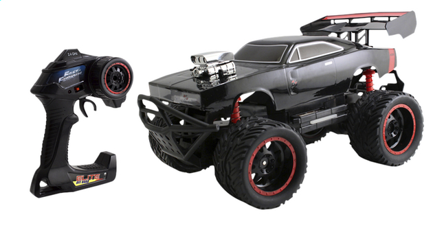 Auto RC Fast & Furious Dom's Dodge Charger R/T