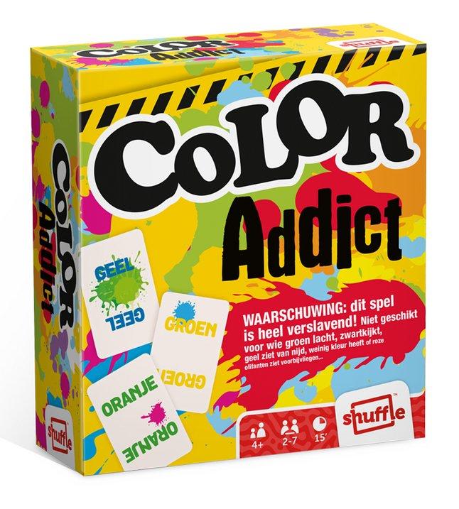 Afbeelding van Color Addict from DreamLand