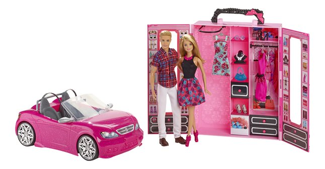 Image pour Barbie Dress Up & Go! à partir de DreamLand