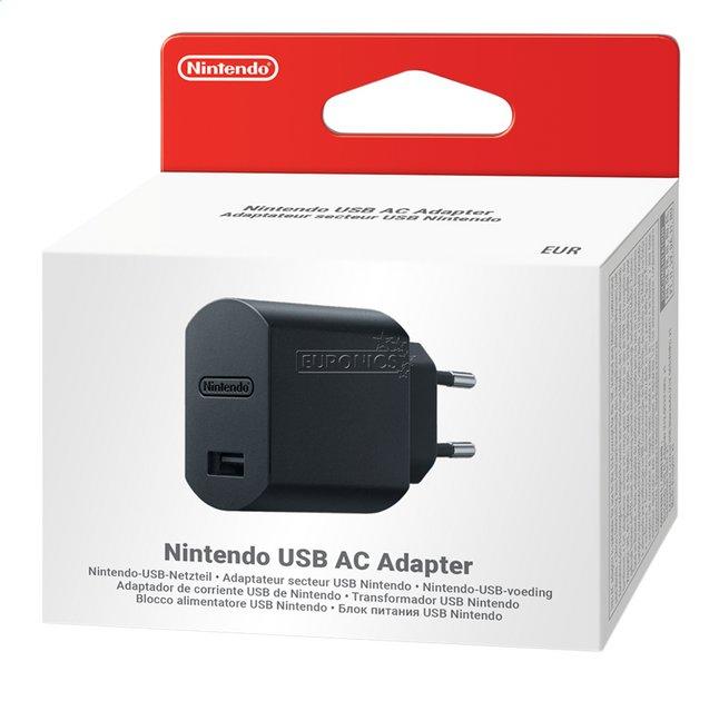 Image pour Nintendo USB AC Adaptateur SNES Classic Mini à partir de DreamLand