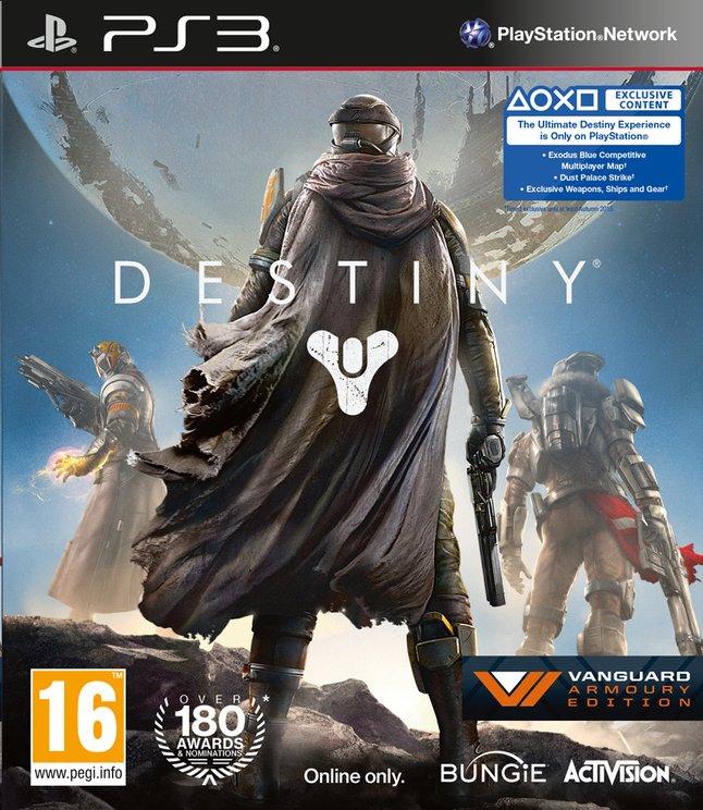 Afbeelding van PS3 Destiny Vanguard Edition ENG from DreamLand