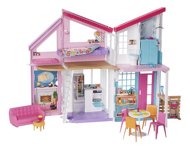 Barbie maison de poupées Malibu - H 68,6 cm
