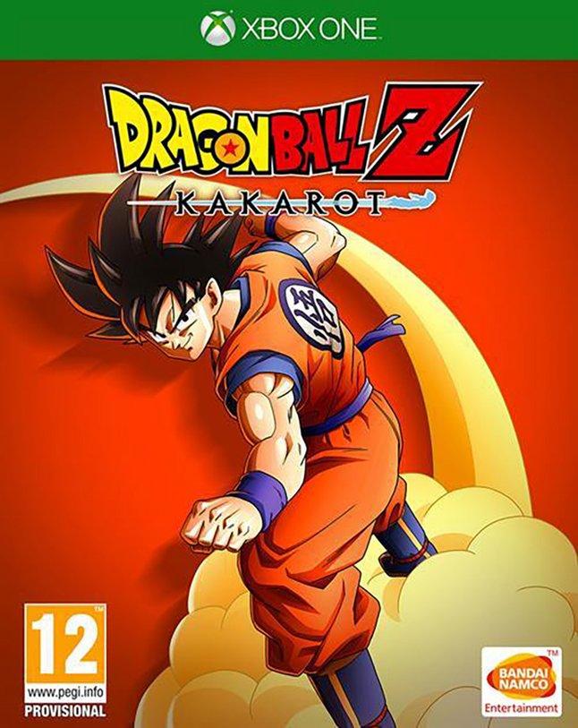 Xbox One Dragon Ball Z Kakarot ANG