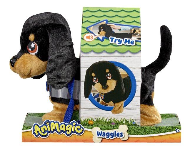 AniMagic interactieve knuffel Waggles