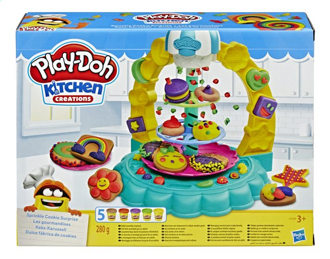 Afbeelding van Play-Doh Kitchen Creations Koekjestoren from DreamLand